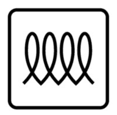 nduction Cooktops - Induction Compatible Symbol