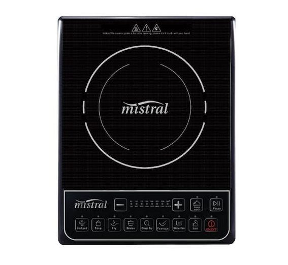 Induction Cooktops - Mistral Induction Cooker