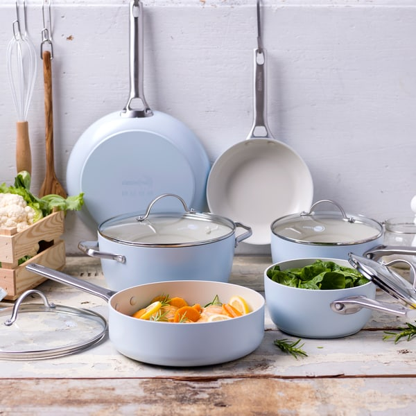 Non-stick Cookware - Ceramic-coated Cookware