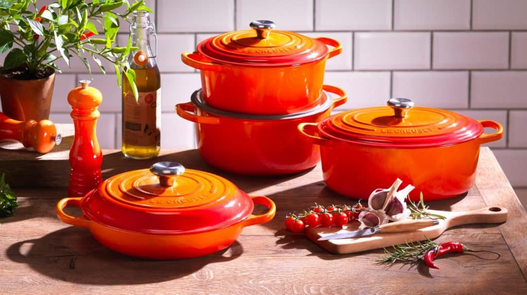 Non-stick Cookware - Kiln-Baked Cookware