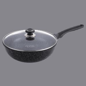 Zenez 30cm Cooking Wok