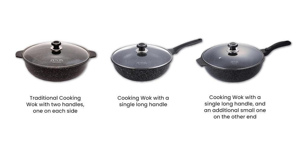 The Ultimate Guide to Choosing The Right Cooking Wok. Handles. - V-Care